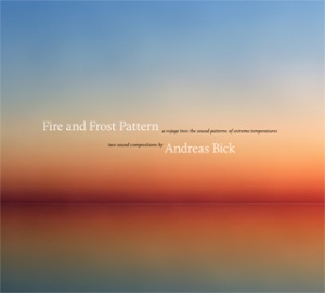 "CD Release of ""Fire and Frost Pattern"""